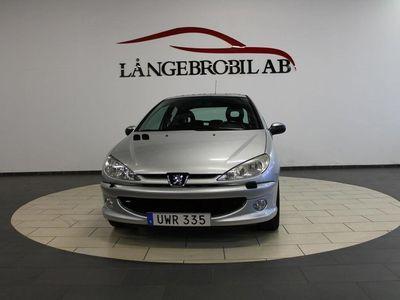 begagnad Peugeot 206 3-dörrar 1.6 XS (109hk) En ägare