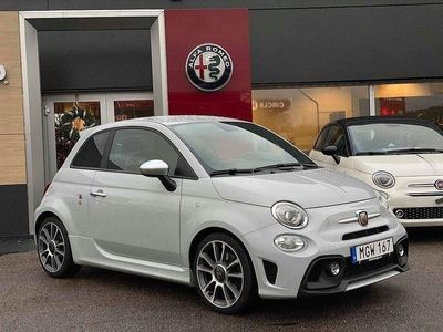 begagnad Abarth 595 Turismo 1.4 Turbo 165 hk Aut