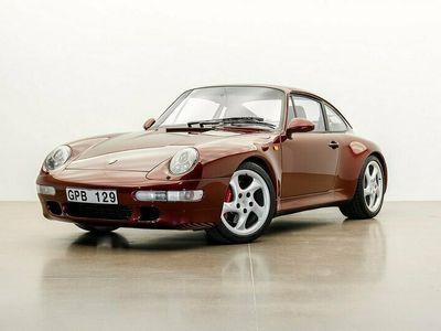 begagnad Porsche 911 Carrera 4S 993 - Sv-såld 7195 mil