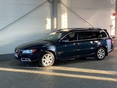 begagnad Volvo V70 2.4D Momentum Business Värmare