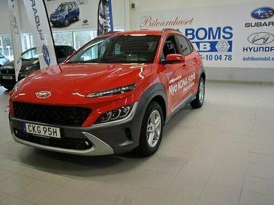 begagnad Hyundai Kona 1.6 GDi HEV 6DCT Advanced 2021, Personbil Pris 286 800 kr