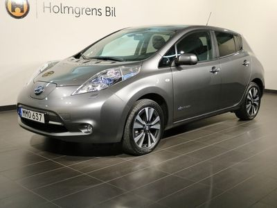 begagnad Nissan Leaf 30 kWh Tekna Leather / Bose