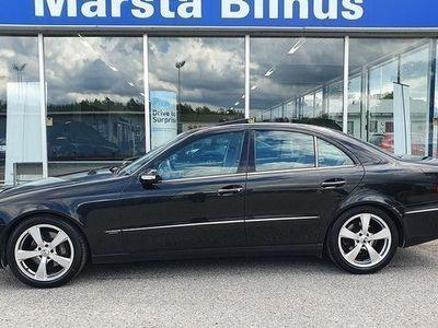 begagnad Mercedes E400 Benz E CDI 2003, Personbil 59 000 kr