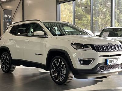 begagnad Jeep Compass 4XE 190HK Laddhybrid Limited