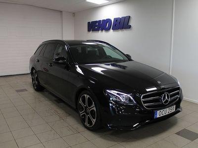 brugt Mercedes E220 Kombi Avantgarde Navi Drag