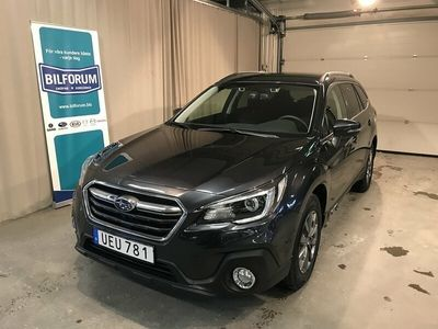gebraucht Subaru Outback 2.5 4WD Lineartronic Euro 6 17 -18