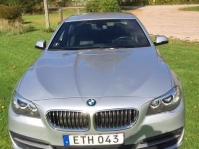 begagnad BMW 525 Luxury Line -14
