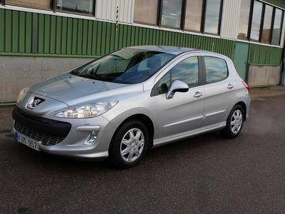 begagnad Peugeot 308 1,6 5D Svensksåld Endast 6800 Mil