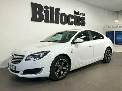 begagnad Opel Insignia OPC-Line 2.0 CDTI 163 hk 4x4 Drag/M-värmare
