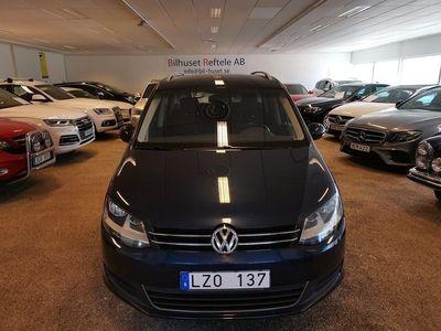 begagnad VW Sharan 2.0 BlueTDI 7-sits 140hk 1å