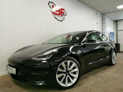 begagnad Tesla Model 3 Long Range AWD Autopilot 431hk