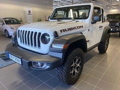 begagnad Jeep Wrangler Unlimited rubicon