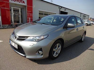 begagnad Toyota Auris 1.6 5-d active 132hk