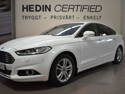 begagnad Ford Mondeo 2,0TD 180 hk Business Automat
