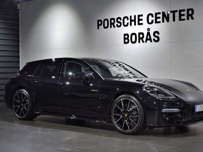 begagnad Porsche Panamera Sport Turismo 10 Years Edition