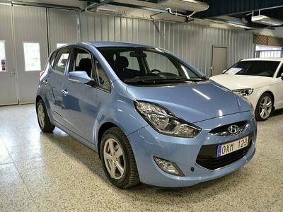 begagnad Hyundai ix20 1.4 CRDi Manuell, 90hk
