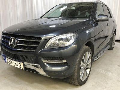 brugt Mercedes ML250 M-KLASSCDI BlueTEC W166 (204hk)