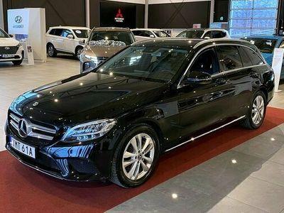 begagnad Mercedes C200 D SE Edition Automat
