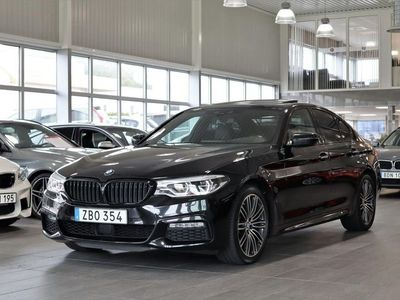 begagnad BMW 540 I XDRIVE