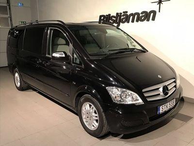 begagnad Mercedes Viano 3.0 V6 Ambiente 8-sits