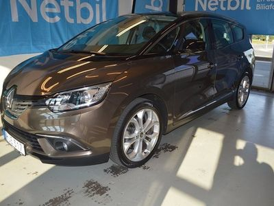 begagnad Renault Grand Scénic 1.3 Zen Navi 7-sits 140hk