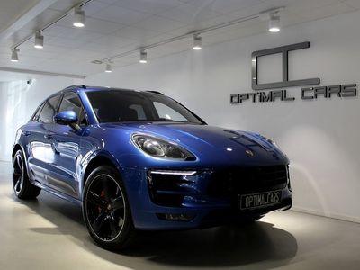 begagnad Porsche Macan Turbo PDK 400HK Svensksåld