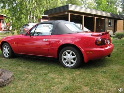 käytetty Mazda MX5 -91