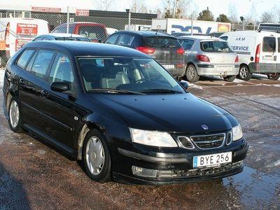 brugt Saab 9-3 Cabriolet Sport 2.0 T Automat Vector 175hk