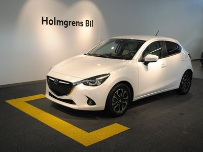 begagnad Mazda 2 1.5 90 hk AUT VISION