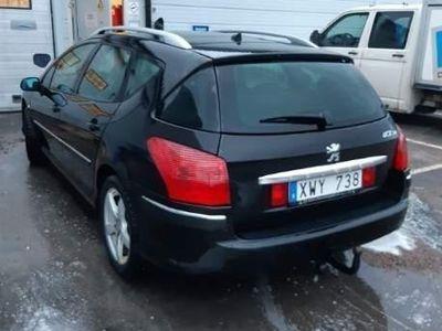 begagnad Peugeot 407 SW
