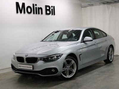 begagnad BMW 420 Gran Coupé d xDrive / Navi
