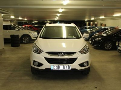begagnad Hyundai ix35 1.7 CRDI COMFORT 2WD -14
