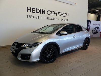begagnad Honda Civic Civic1,6 i-DTEC Sport -15