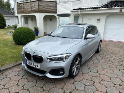 begagnad BMW 118 d 5-door M Sport