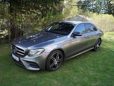 begagnad Mercedes E350 CDI 258 HK AMG BURMESTER