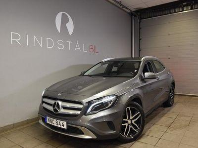"""begagnad Mercedes 200 GLA BenzAUT 18"""" 2014, Halvkombi 209 900 kr"""