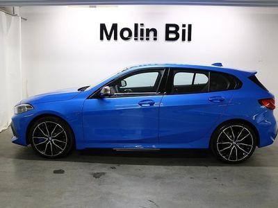 begagnad BMW M135 i xDrive / Live Cockpit Pro -20