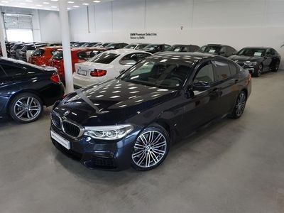 begagnad BMW 530 e M-Sport Driving Plus Head UP HiFi Parking Plus