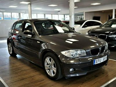 begagnad BMW 120 d Steptronic Advantage, Comfort 163hk
