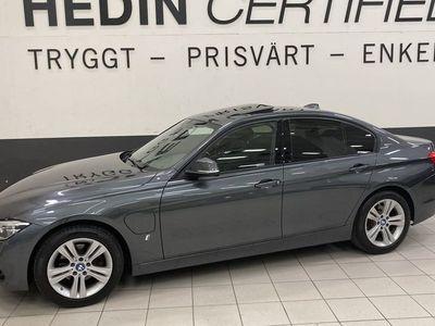 begagnad BMW 330e Steptronic, Sportline, Taklucka, 252hk