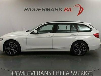 begagnad BMW 330 i Touring, F31 (252hk) Sport line