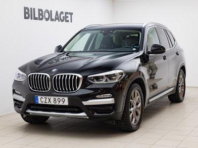begagnad BMW X3 3.0 30d Xdrive Model X Line