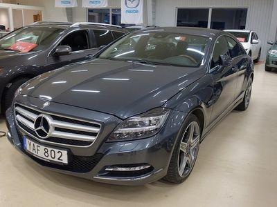 begagnad Mercedes CLS350 CDI 4matic AMG