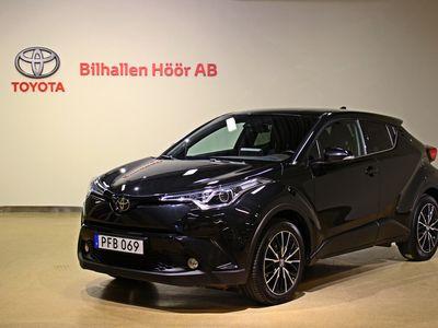 begagnad Toyota C-HR 1,2T M/D S AWD EXECUTIVE JBL