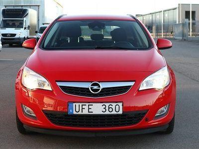begagnad Opel Astra 2.0 CDTI Automat 160hk Sports Tour