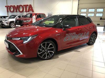 begagnad Toyota Corolla 2.0 Elhybrid Executive Bitone 180 hk