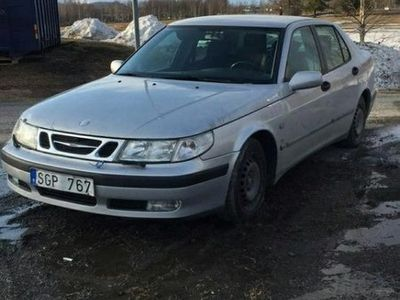 begagnad Saab 9-5 2.0 turbo