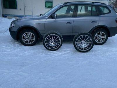 begagnad BMW X3 3,0I