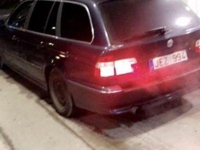 begagnad BMW 523 i bytes/ säljes