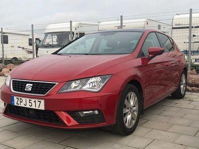 begagnad Seat Leon 1,0 TSI Staylance Panoramasoötak 2019, Halvkombi 139 900 kr